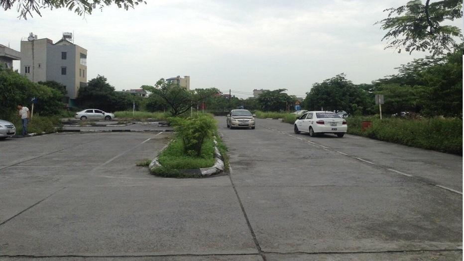 Sân tập lái xe Ngọc Hồi