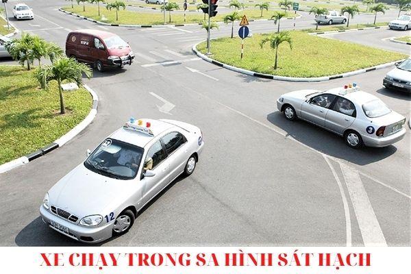 thi bằng lái xe b1 số tự động
