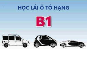 Thủ tục đăng ký học lái xe b1 số tự động tại Hà Nội