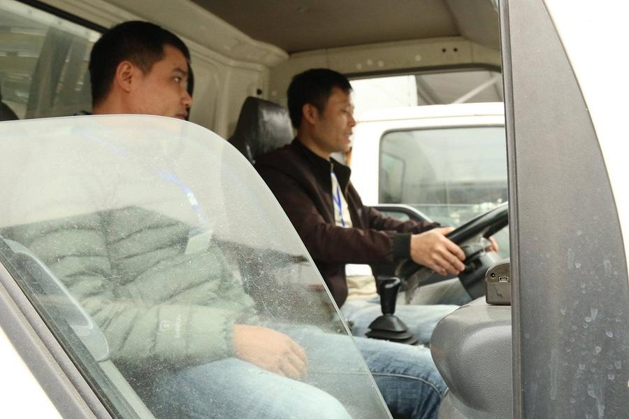 học lái xe hạng C tại C500