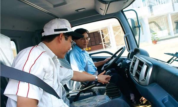 học lái xe ô tô hạng C hình 2