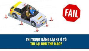 thi bằng lái xe b2 hình 1