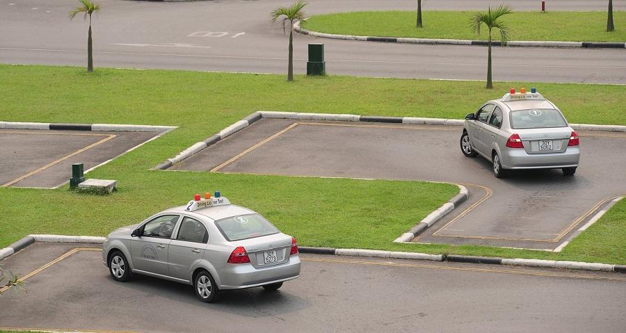 học bằng lái xe b2 hà nội trung tâm c500 hình 3